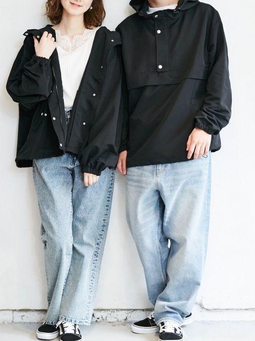pairpair pairpair pairpairのマウンテンパーカーを使ったコーディネート wear パーカー マウンテンパーカー ファッション