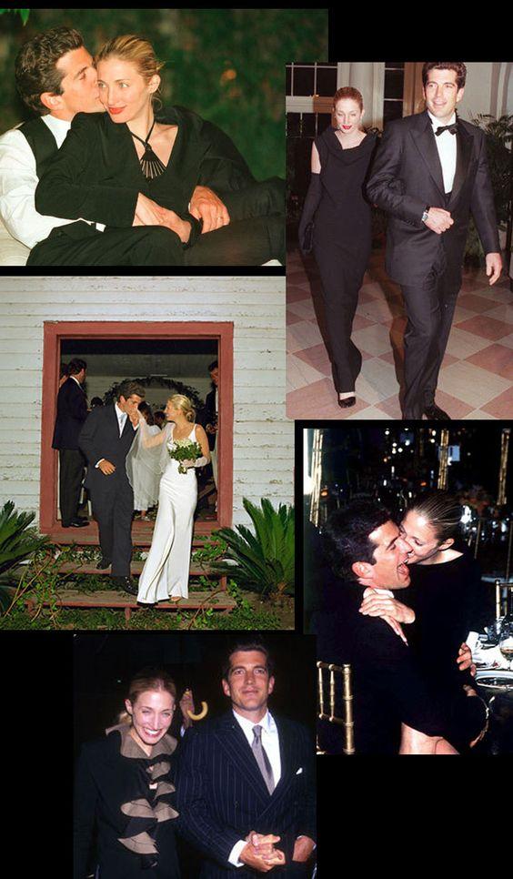 Pinterest the world s catalog of ideas for Bessette kennedy wedding dress