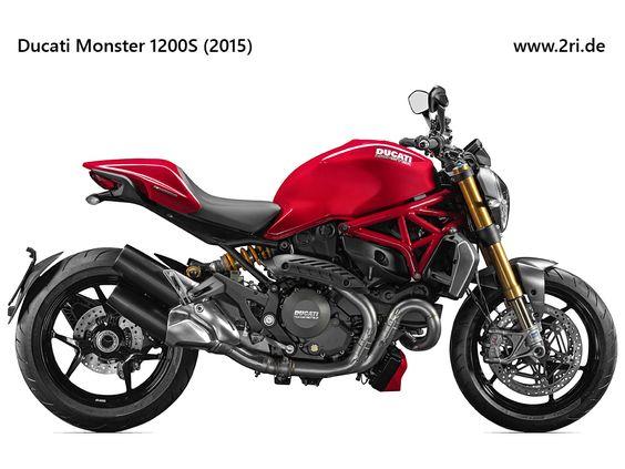 Ducati Monster 1200S (2015)
