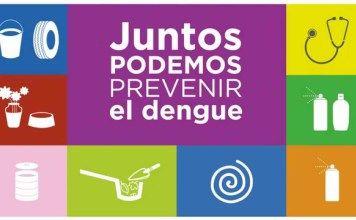 Campaña de prevención: Dengue, Fiebre Chikungunya y Zika