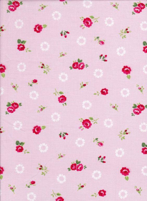Pam Kitty Picnic guirnaldas y rosas LH13022 por DonnasLavenderNest, $2.63