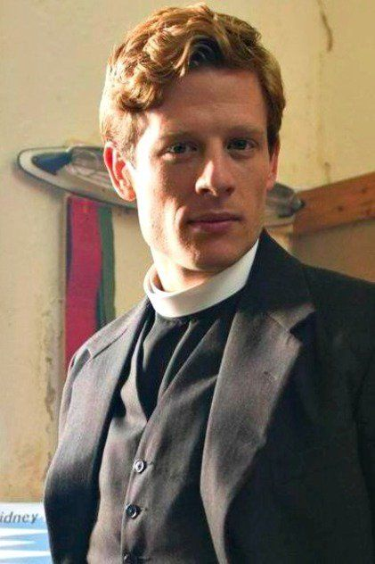 james norton    one sexy vicar in grantchester  please