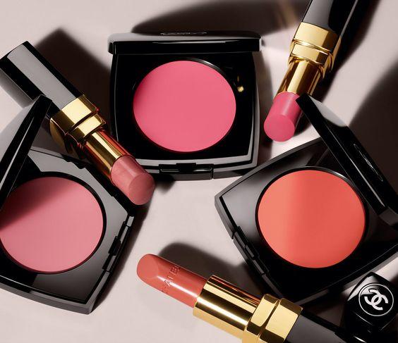 Chanel fall makeup