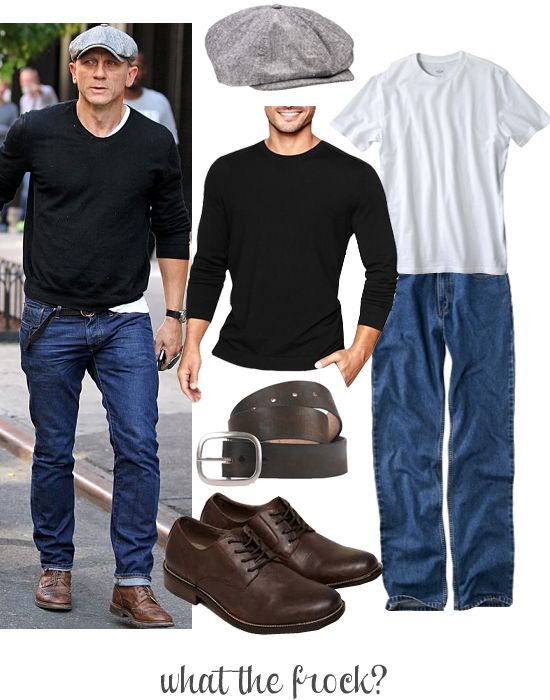 For My Man What The Frock Affordable Fashion Tips And Trends Guy Style Daniel Craig