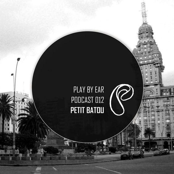 PBE PODCAST COVER https://soundcloud.com/play-by-ear-1/pbe-podcast-012-petit-batou