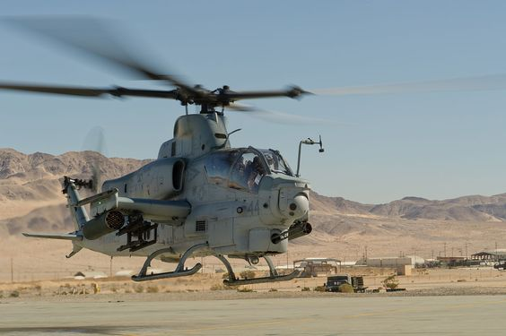 Integrated Training Exercise 2-15 150204-F-RW714-287 - Bell AH-1Z Viper