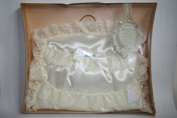 Vintage StMichael Magnolia Scented Satin by Fashion4Nation on Etsy