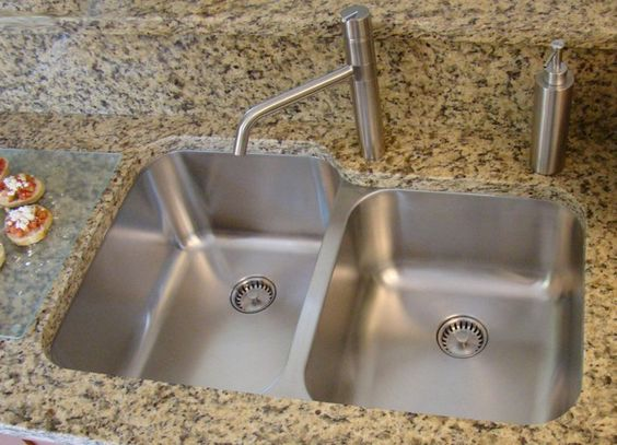 seamless kitchen sink ultra clean seamless sinks eliminate drain seams for 2142