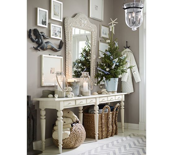 Large Console Table Tables And Consoles On Pinterest
