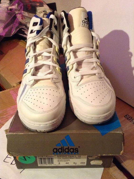 vintage adidas basketball shoes
