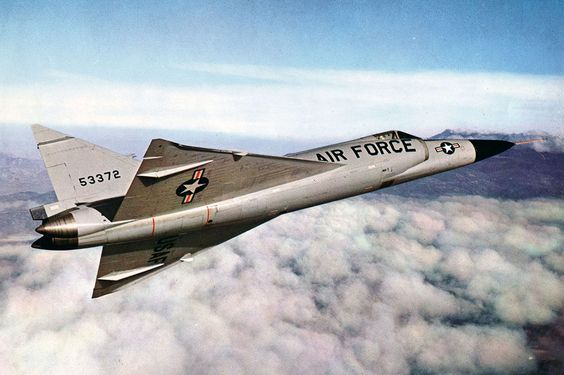 Pilots explain how the Convair F-102 Delta Dagger intercepted Soviet bombers in the 1950s