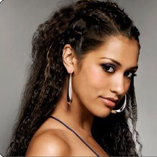 Janina Gavankar is my choice for either Amara or Izel from City of the Gods trilogy (books 2 & 3).