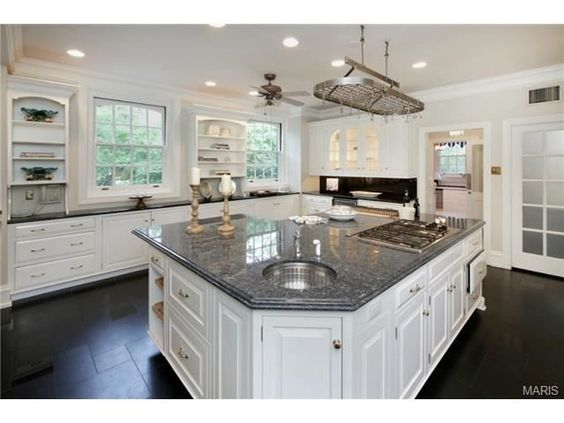 Brentmoor Classic updated & expanded kitchen with classic