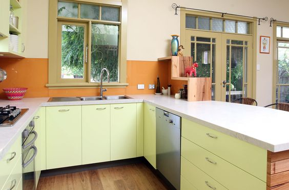 Contemporary Kitchen   The Kitchen Place   Melbourne, Australia