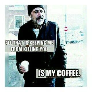 Good Morning Coffee  Jeffrey Dean Morgan