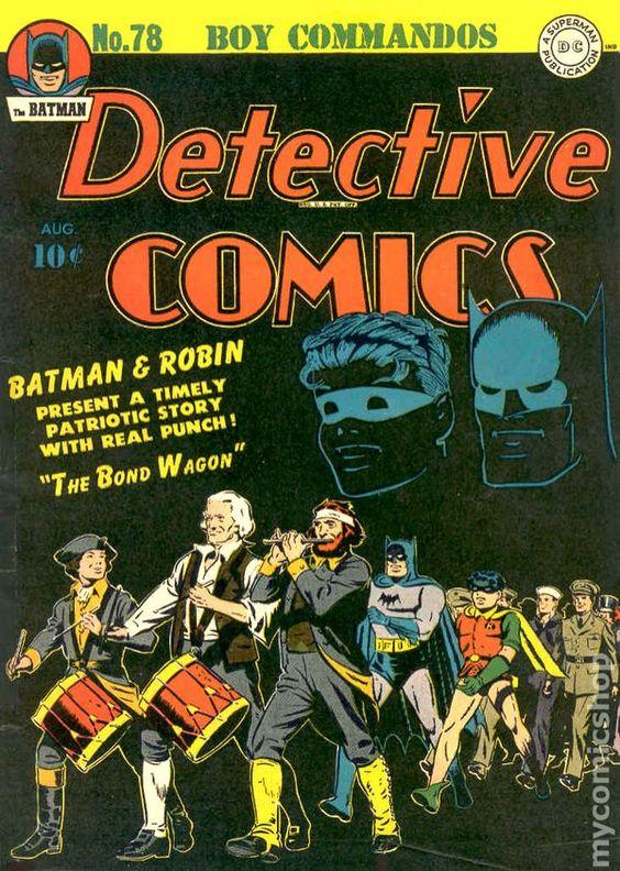 Detective Comics # 78