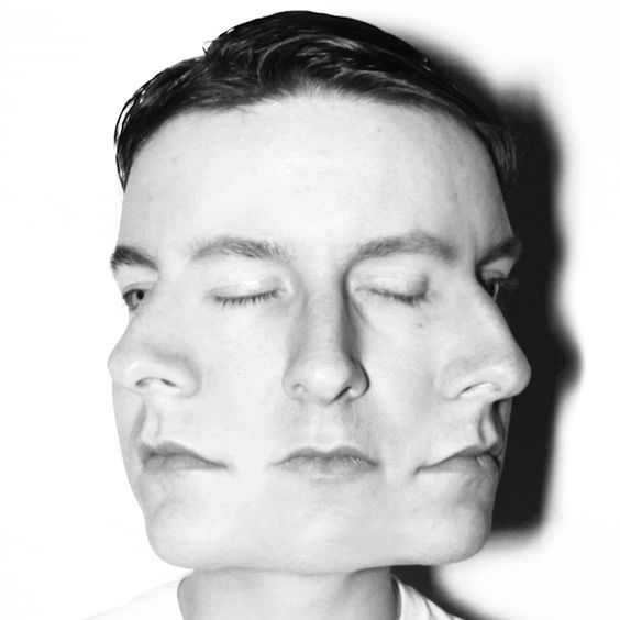 Artista cria GIFs inspirados no corpo humano