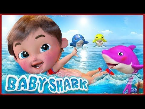 Baby Shark Dance More Nursery Rhymes