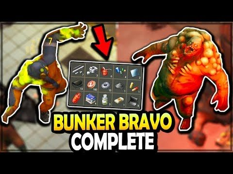Bunker Bravo Completed All Floors Bosses And Loot Last Day On Earth Survival Season 3 Youtube Last Day Day Bunker