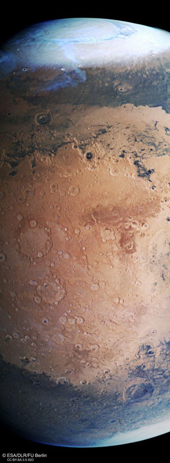 Чому надра Марсу охололи?