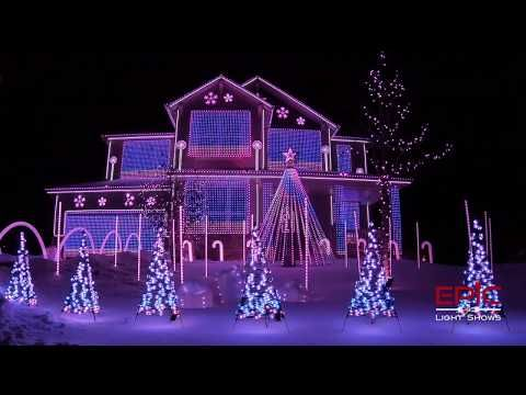 Trista Lights 2019 Christmas Light Show Youtube In 2020 Christmas Light Show Christmas Lights Outdoor Christmas Lights