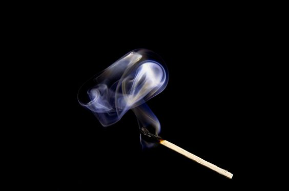 Smoking Match