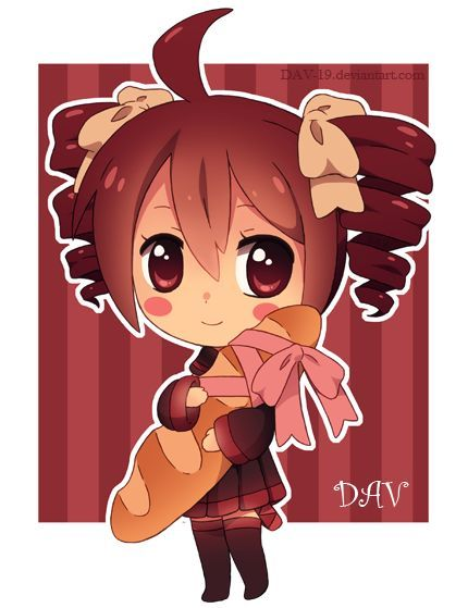 Chibi Teto by on @deviantART