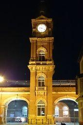 Darlington train station