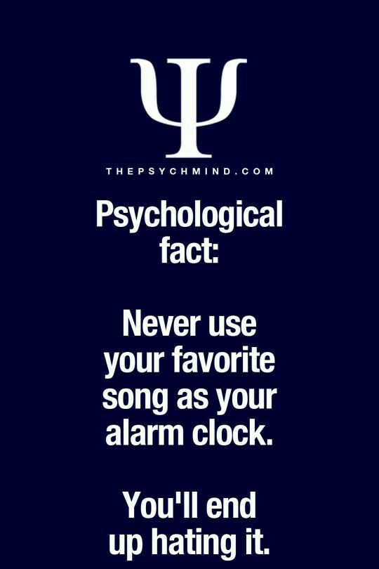I Think It S True At All Psychology Fun Facts Psychology Quotes