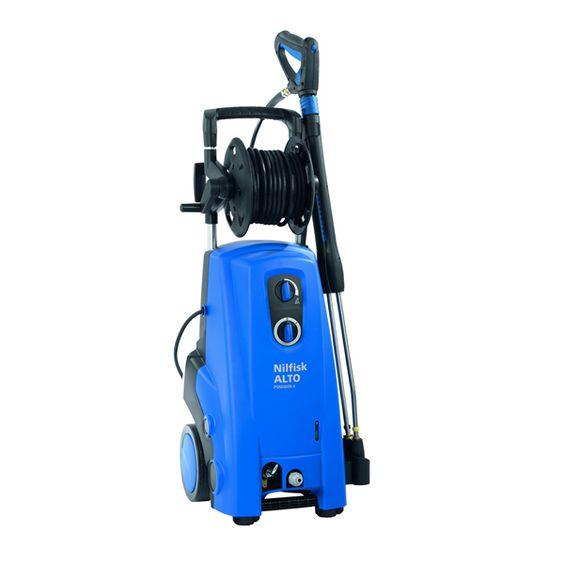 Commercial Pressure Washers manufactured by Nilfisk