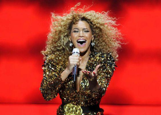 Beyoncé Glastonbury 2011