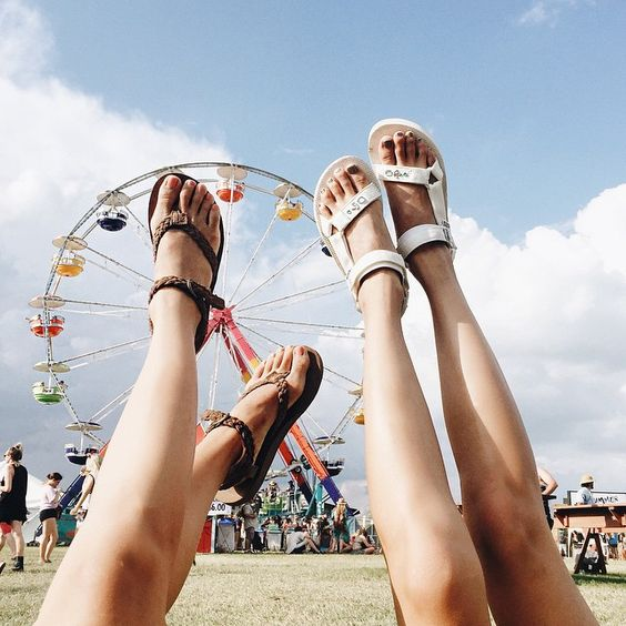 #Bonnaroo2015 with Honey & Silk and That's Chic