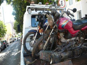 Menor é detido com motocicleta furtada em Presidente Prudente