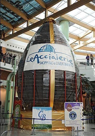 Você sabe quanto pesam os maiores ovos de Páscoa do mundo? - Mega Curioso
