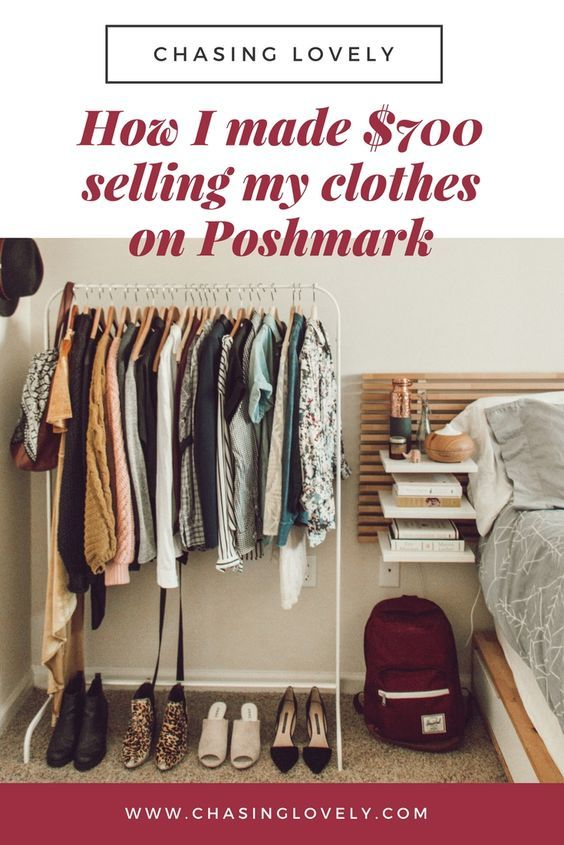 How I Made Over 2 000 Selling My Clothes On Poshmark Chasing Lovely Sell My Clothes Selling Clothes Online Buy My Clothes