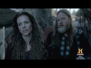 Vikings: The Lord's Prayer: King Horik Makes Siggy an Offer -- King Horik makes an offer to Siggy, testing her allegiance. -- http://www.tvweb.com/shows/vikings/season-2/the-lords-prayer--king-horik-makes-siggy-an-offer