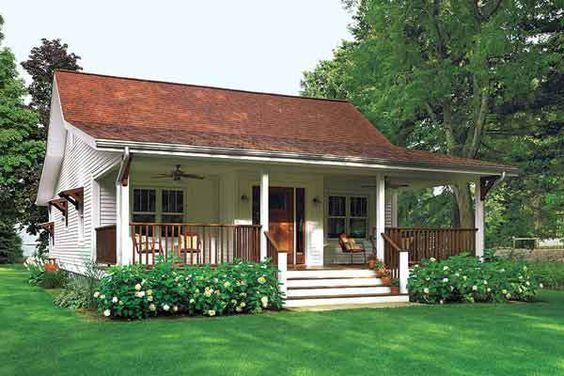 A Cottage Worth Sticking Around For From This Old House | A Cottage Dream