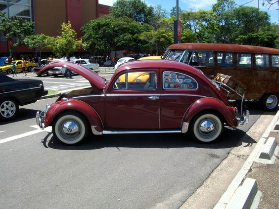 VW Fusca 1200 1964