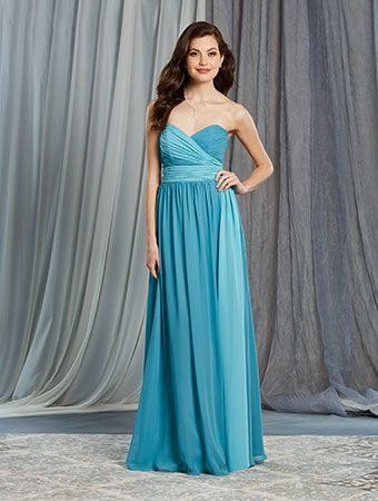 View Dress - ALFRED ANGELO BRIDESMAIDS 2016 Collection - 7376L ...