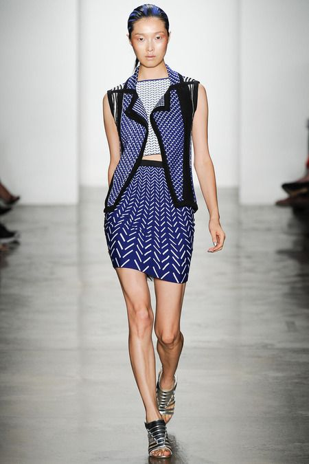 Ohne Titel Spring 2014 Ready-to-Wear Collection