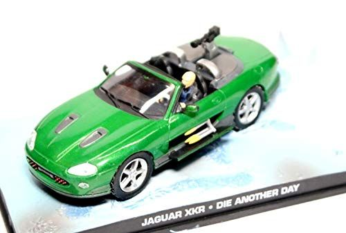 Jaguar Xkr X100 Die Another Day 2002 Green 2002 Year Https Www Amazon Com Dp B07y26knw8 Ref Cm Sw R Pi Dp U X Penaebcywd28r