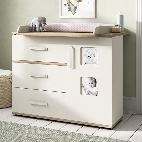Moritz Changing Table Roba Size 102 Cm H X 117 Cm W X 78 Cm D Changing Table