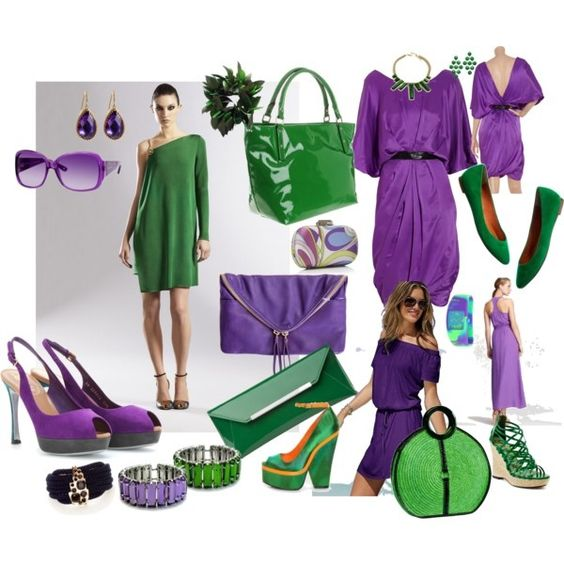 Purple Spring, created by karen-cheng on Polyvore http://bit.ly/Hrbfct