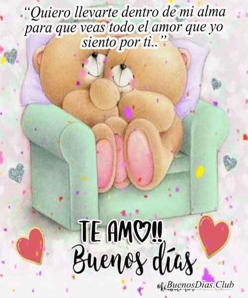 Imagenes De Buenos Dias Con Saludos De Amor Imagenes De Buenos Dias Y Frases De Vida Saludo De Amor Cartas Lindas De Amor Buenos Días Amor