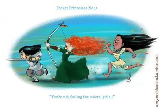Pocket Princess 12