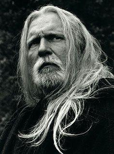 "one big dude.....Asbjorn ""Bear"" Riis, Danish professional wrestler played Halga The Wise in The 13th Warrior"