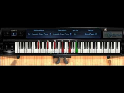 Piano neo soul piano chords : Fat Chords #31 - Piano Progression Voicings Phat Neo Soul Jazz ...