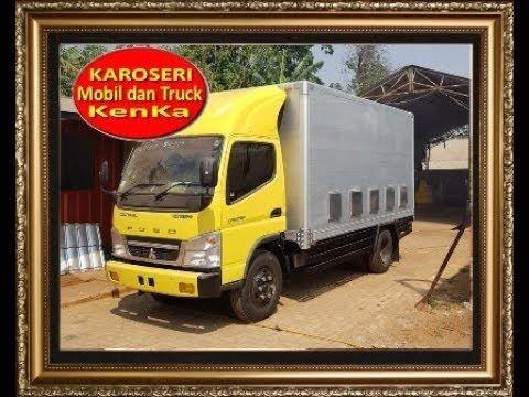 Harga Karoseri Mobil Truck Box Doc Karoseri Kenka Trucks Truck Boxes Anak Ayam