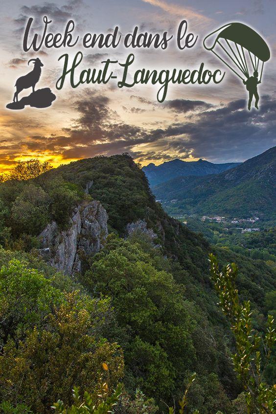 Visiter Le Haut Languedoc En Un Week End Balade En Bateau Vacances En France Ville France