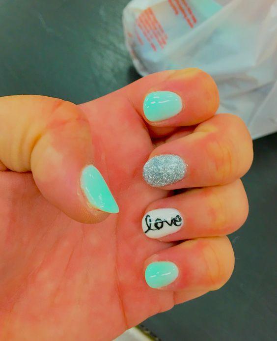 Christmas Nails Nexgen: #nexgen #nails